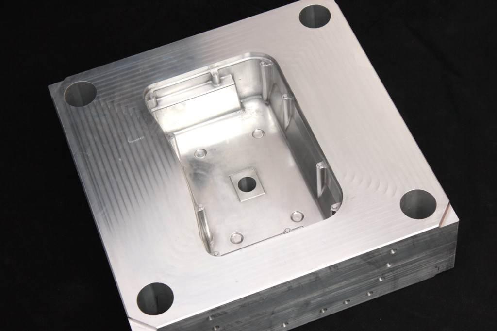 Obróbka CNC Matryce