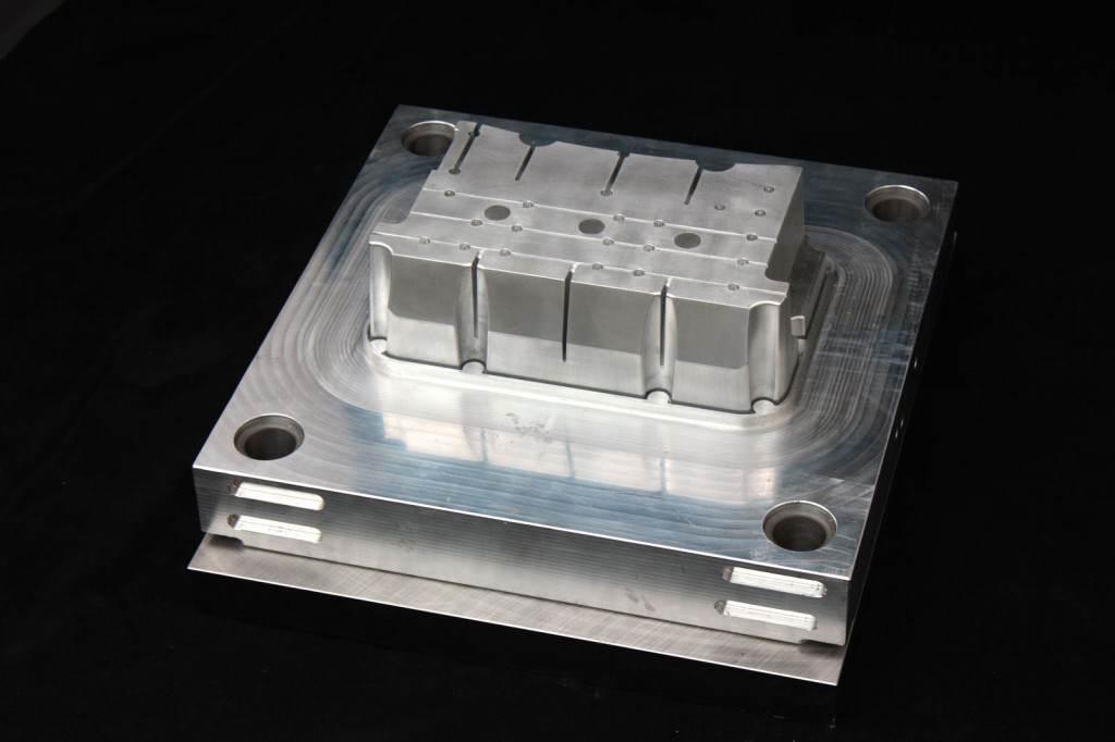 Frezowanie CNC Matryce