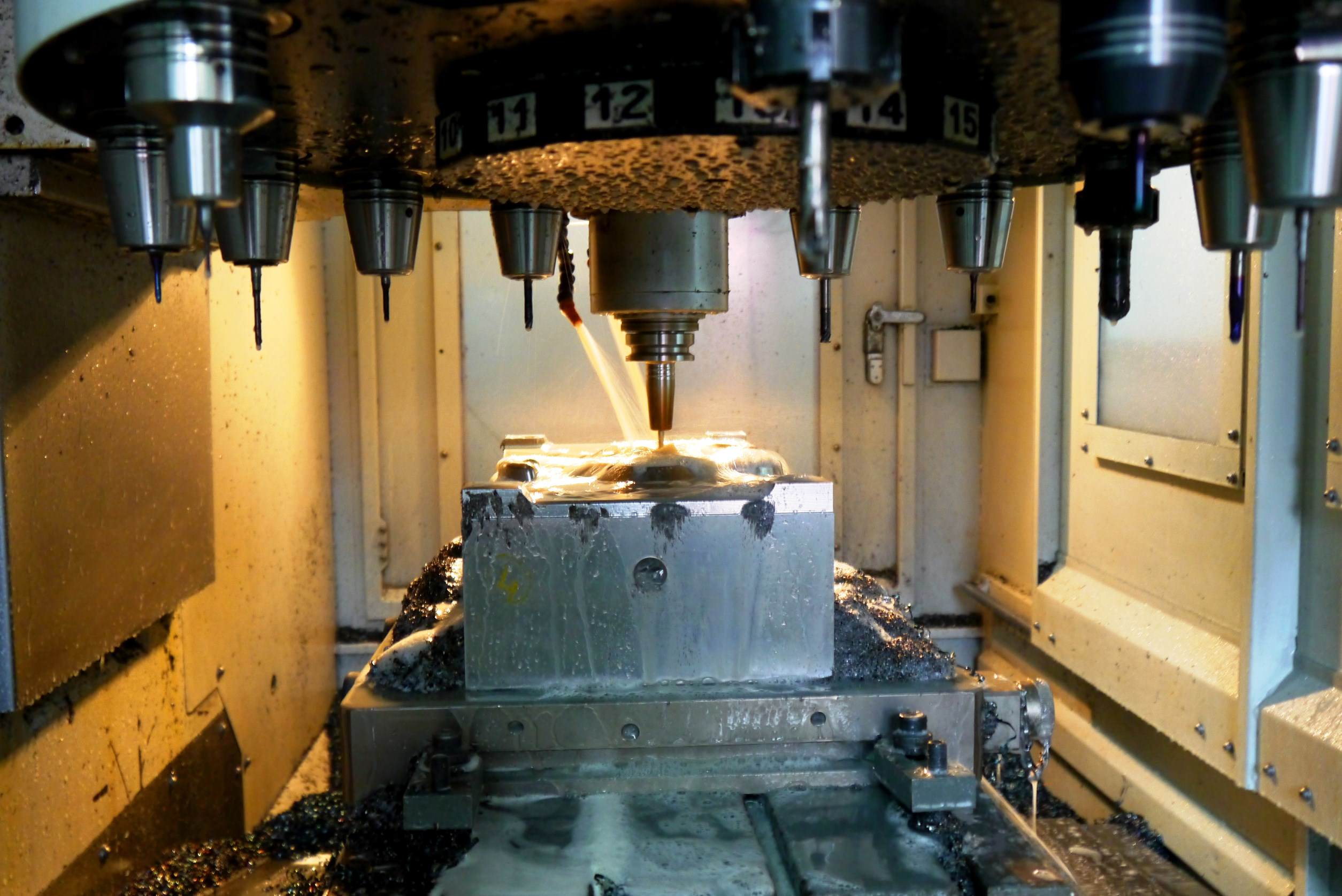 Frezarka CNC Microcut mm-430 - CNC - Frezowanie CNC