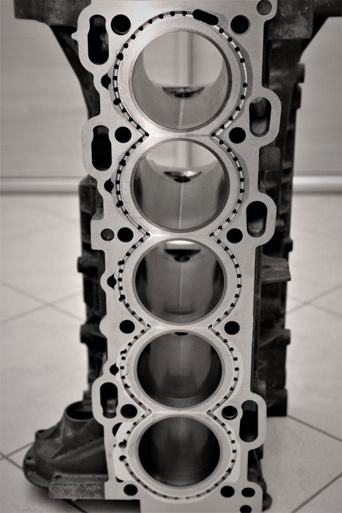 Zamykanie bloków silników VOLVO B5254T - tuning silnika VOLVO B5254T