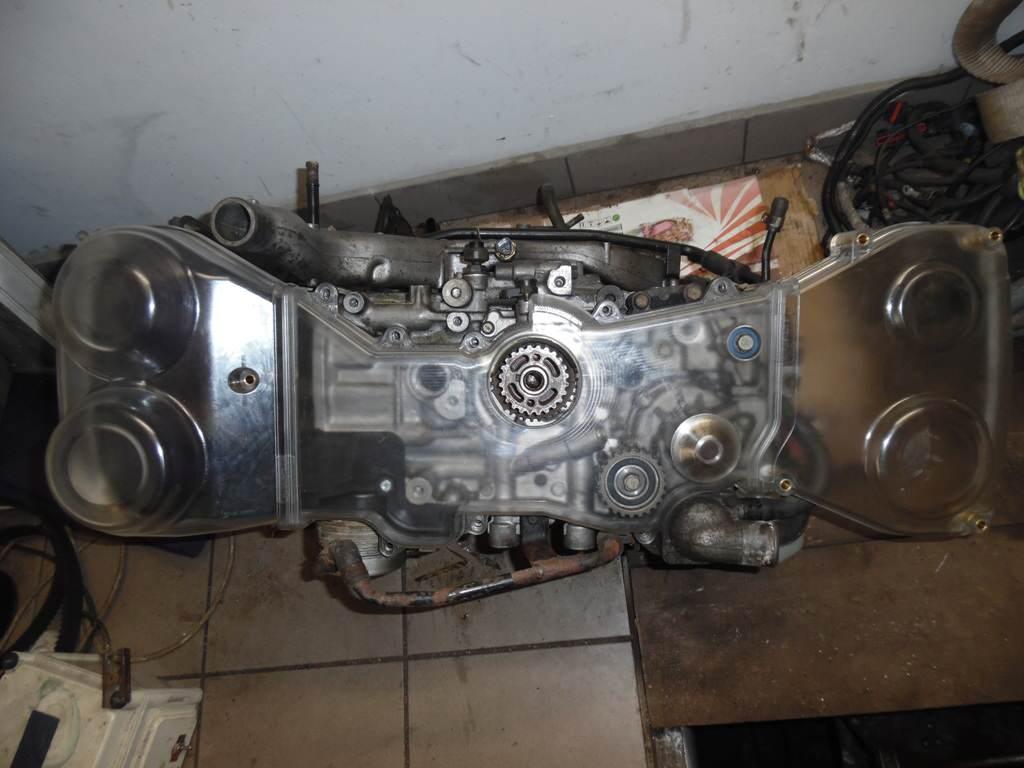 Subaru osłona 13570AA044