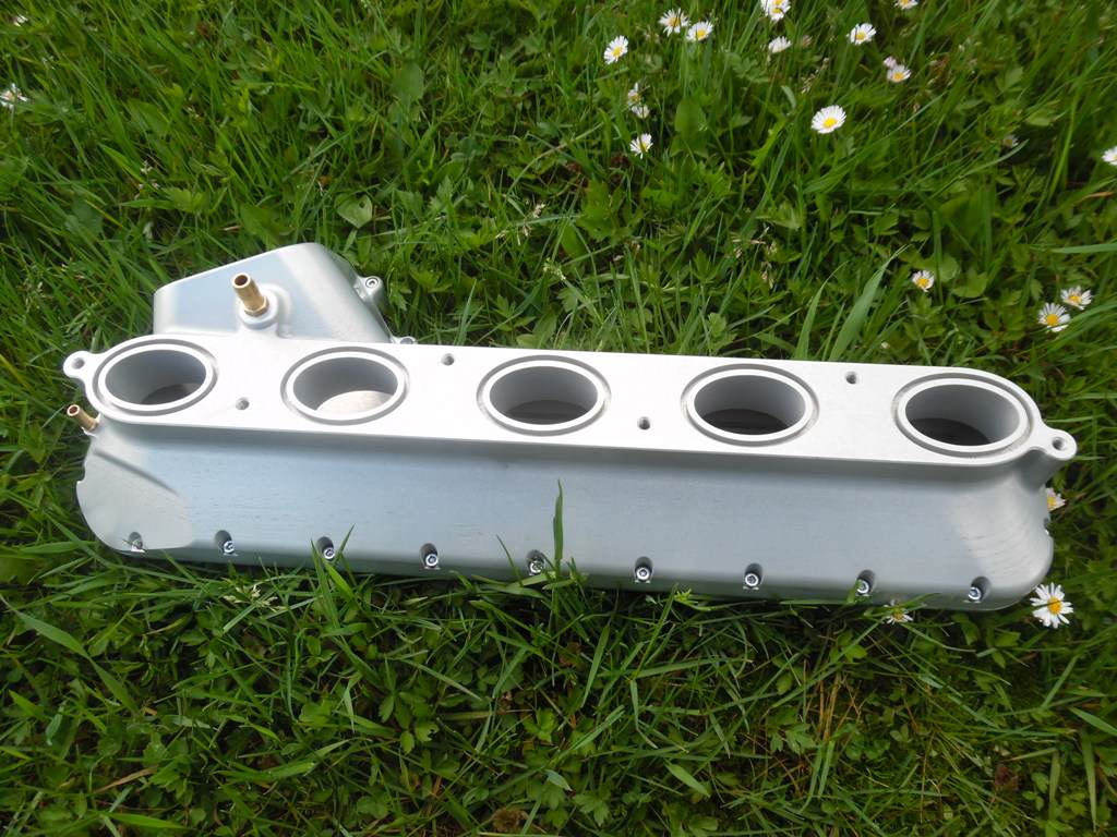 Aluminiowy kolektor dolotowy FORD - zamiennik za numer części 31293294