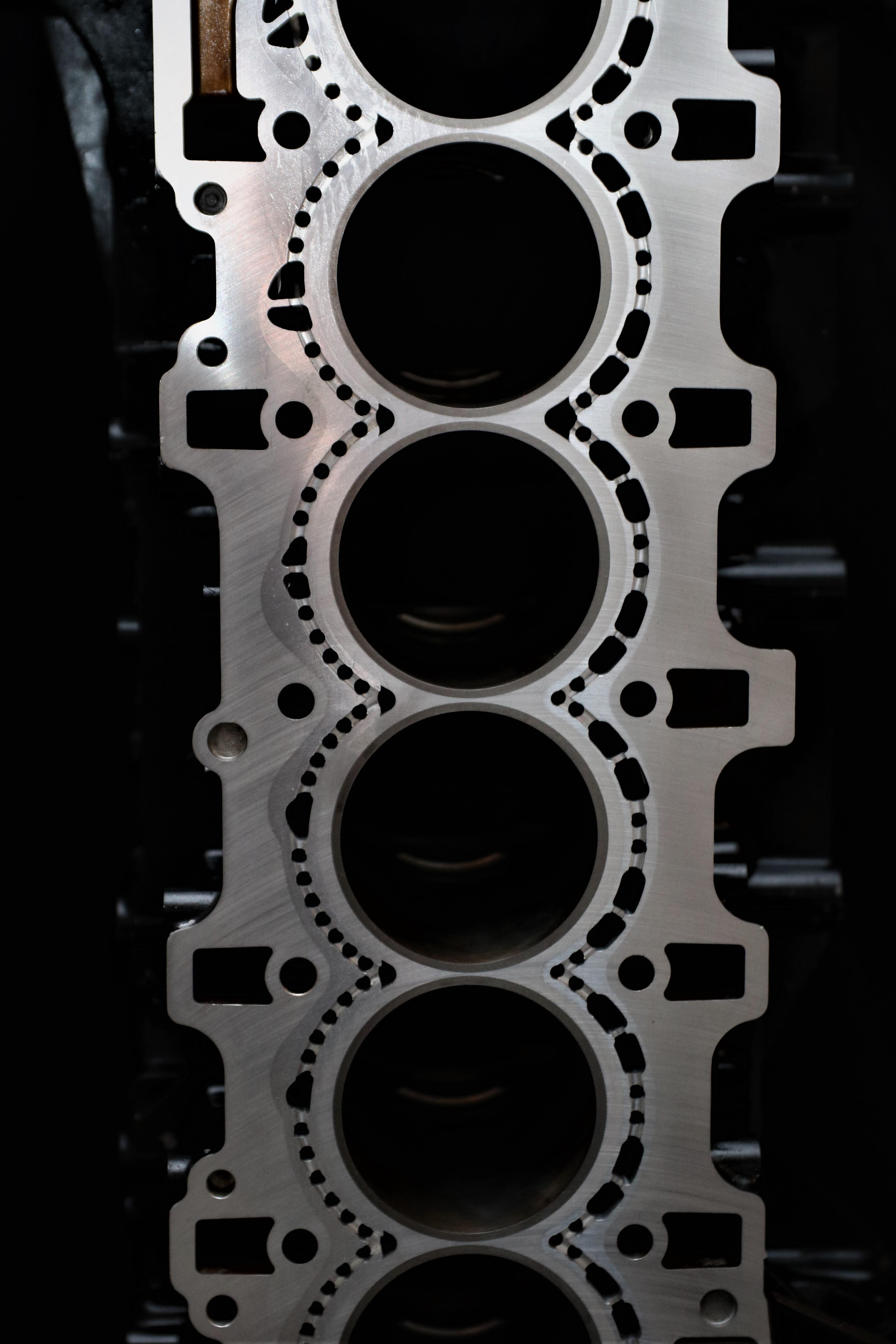 Zamykanie bloków silników BMW N54 E90 - tuning silnika BMW N54 E90